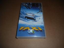 Cassette VHS Film - Taxi 3 - Comédie