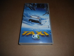 Cassette VHS Film - Taxi 3 - Cómedia