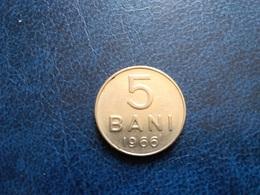 ROUMANIE  5 Bani  1966  -- Sup -- - Rumania