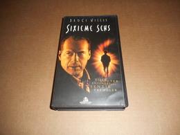 Cassette VHS Film - Sixieme Sens - Actie, Avontuur