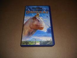 Cassette VHS Dessins Animés - Dinosaure - Dessins Animés