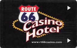 Rout 66 Casino Hotel - Albuquerque, NM - Hotel Room Key Card, Hotelkarte, Schlüsselkarte, Clé De L'Hôtel - Hotelkarten