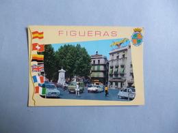 FIGUERAS  -  Entrada A La Rambla  -  Espagne - Espagne