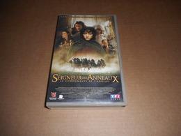 Cassette VHS Film - Le Seigneur Des Anneaux - La Communauté De L' Anneau - Actie, Avontuur
