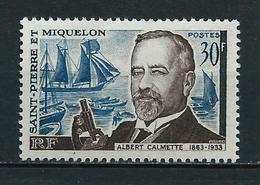 SAINT PIERRE Et MIQUELON 1963 . N° 368 . Neuf  ** (MNH) - St.Pierre & Miquelon