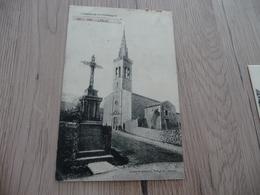 CPA 07 Ardèche Fons L'église - Autres Communes