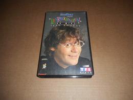 Cassette VHS - Jean Roucas - Les Roucasseries - Conciertos Y Música