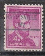 USA Precancel Vorausentwertung Preo, Locals New York, Harrisville 841 - Vereinigte Staaten