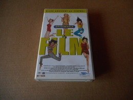 Cassette VHS - Les Spice Girls - Le Film, SpiceWorld - Conciertos Y Música
