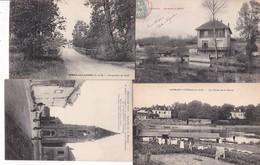 L034.....4 CPA DEP77 - Ansichtskarten