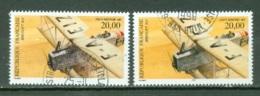 France    PA  61 Et 61b  Ob  TB   Dentelés 13X13.5 Et 13X12.5 - Luchtpost