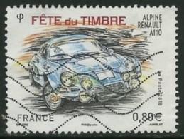 2018 Yt 5204 Fête Du Timbre 2018 Renault Alpine - Oblitérés