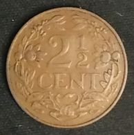 ANTILLES NEERLANDAISES - 2 1/2 - 2 ½ - CENT 1956 - KM 5 - NEDERLANDSE ANTILLEN - Antilles Neérlandaises