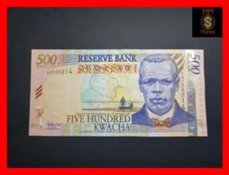 MALAWI 500 Kwacha 1.11.2005  P. 56 A  UNC - Malawi