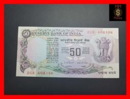 INDIA 50 Rupees 1975 P. 83 D  P.h. UNC - India