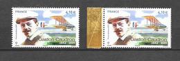 Gaston Caudron : Planche Et Bloc. (Voir Commentaires) - 1960-.... Neufs