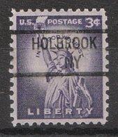 USA Precancel Vorausentwertung Preo, Locals New York, Holbrook 841 - Vereinigte Staaten