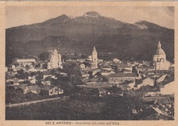 ACI S.ANTONIO-CATANIA-CARTOLINA VIAGGIATA IL 20-10-1949 - Catania