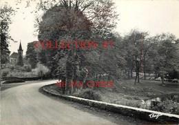 87 ☺♦♦ MAGNAC BOURG < AVENUE De La GARE -  THEOJAC 88-5 - Sonstige Gemeinden