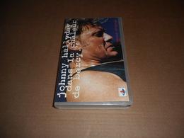 Cassette VHS - Johnny Hallyday - Dans La Chaleur De Bercy 1990  (Version Intégrale) - Conciertos Y Música