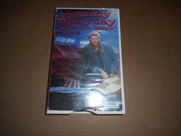 Cassette VHS - Johnny Hallyday - Histoire D'un Spectacle Bercy 92 - Conciertos Y Música