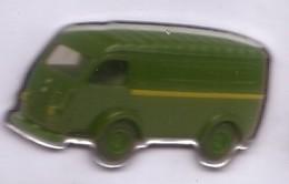 VP161 Pin's Citroën Renault ?? Camionnette Estafette Achat Immédiat - Citroën