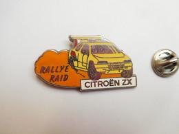 Beau Pin's En Zamac , Auto Citroën ZX , Rallye Raid - Citroën