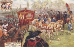 """""""The Early Days Of The Civil War""""Tuck Oilette Oxford Pageant I Ser. PC # 9518 - Tuck, Raphael"""