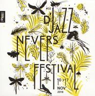 D'JAZZ NEVERS FESTIVAL # 32 - CD - Jazz