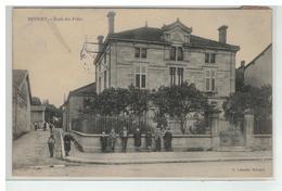 55 REVIGNY ECOLE DES FILLES - Revigny Sur Ornain