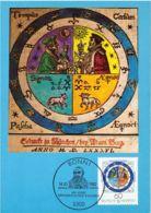 CPJ Allemagne 1982 400 Ans Du Calendrier Grégorien - Astrology