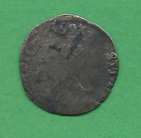 Monnaie France Royale - Henri IV - Douzain Aux Deux H 1593 - Billon (bis) - 987-1789 Monnaies Royales