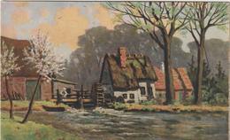 R 37 :Le  Moulin    Ou ??? - Cartes Postales