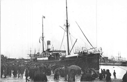 """Reproduction C P A Bateau Navire """" Dunrobin Castle """" Ex """"Notre Dame Du Salut 1902 """" L'étoile """" - Commerce"""