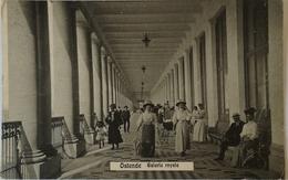 Oostende - Ostende // Galerie Royale (binnen) 1909 - Oostende