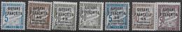 ⭐ Guyane - Taxe - YT N° 1 à 8 ** Sans Le 6 - Neuf Sans Charnière - 1925 / 1927 ⭐ - Nuovi
