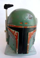 FIGURINE TETE MICRO MACHINE STAR WARS ACTION FLEET BOBA FEET - La Guerre Des Etoiles 1996 - Star Wars