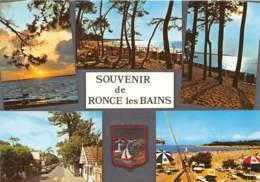 Souvenir RONCE LES BAINS 33(scan Recto-verso) MA711 - Ile D'Oléron