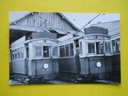 Photo LAURENT ,gare ,train ,tramway , Depot De Boulogne Sur Mer - Trains
