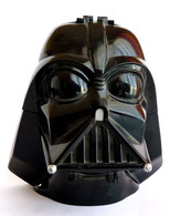 FIGURINE TETE MICRO MACHINE STAR WARS ACTION FLEET DARK VADOR - La Guerre Des Etoiles 1994 - Star Wars