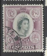 Cipro - 1955 - Usato/used - Mi N. 177 - Cipro (...-1960)