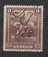 Cipro - 1928 - Usato/used - 50th Anniv. Of British Rule - Mi N. 114 - Zypern (...-1960)