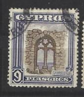 Cipro - 1934 - Usato/used - Monuments - Mi N. 126 - Cyprus (...-1960)
