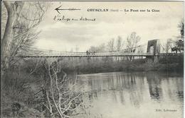 GARD :  Chusclan, Le Pont Sur La Cèze - Frankreich