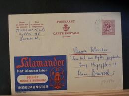 87/170  PUBLIBEL BELGE 1961 - Honingbijen