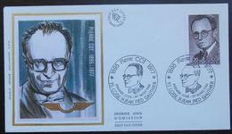 2406 France Pierre Cot Premier Jour Coise Saint Jean Pied Gauthier 73 Savoie 1 Mars 1986 - 1980-1989