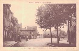 22 - SAINT BRIEUC / LA CROIX MATHIAS - Saint-Brieuc