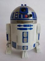 FIGURINE TETE MICRO MACHINE STAR WARS ACTION FLEET R2 D2  - La Guerre Des Etoiles 1994 - Star Wars