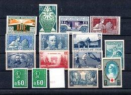 B315 Bel Ensemble De Timbres ** Pour Une Côte De 230 Euros. A Saisir !!!. - Stamps