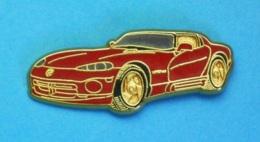 1 PIN'S  //   ** CHRYSLER / DODGE VIPER RT10 ** . (Ets BALLARD) - Corvette
